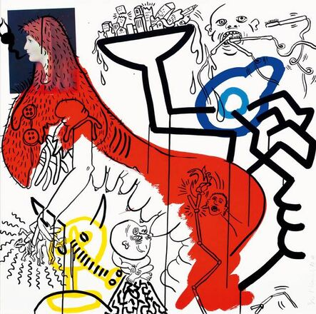 Keith Haring, 'From: Apocalypse', 1988