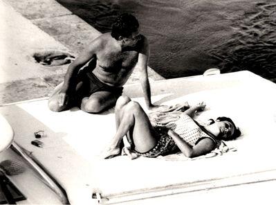 Marcello Geppetti, 'Liz Taylor and Richard Burton'