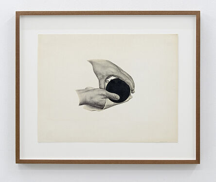 Roman Ondak, 'Wounded Hand', 1993