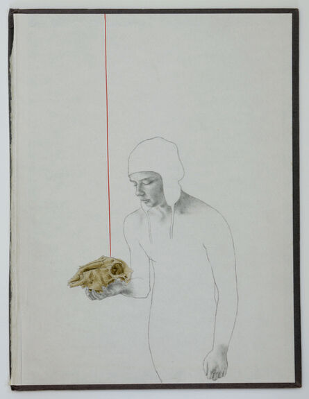 Pippa Young, 'Goldfinch 4', 2015