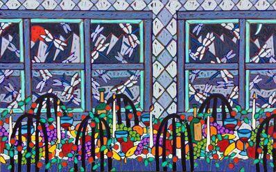 Tom Francis, 'Dragonfly Banquet', 2005