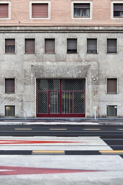 Matthew Billings, 'Ingressi di Milano. Matthew Billings: viale Tunisia 10'