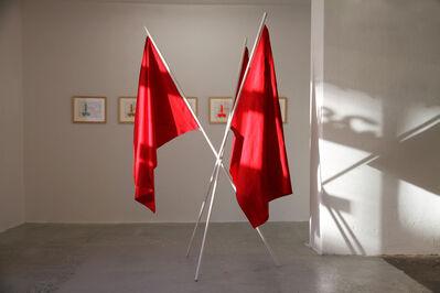David Siepert + Stefan Baltensperger, 'Drawing Boundaries', 2012