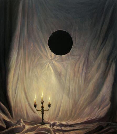 TM Davy, 'Portrait of Darkness', 2012