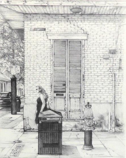 Shirley Rabe' Masinter, 'Dauphine St.', 2016