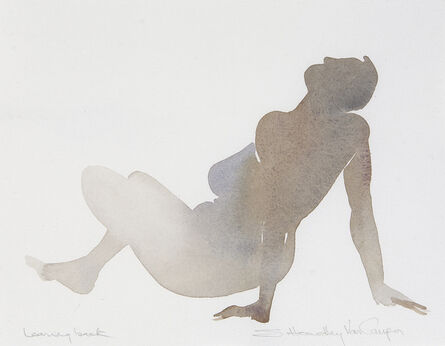 Susan Headley Van Campen, 'Leaning Back'