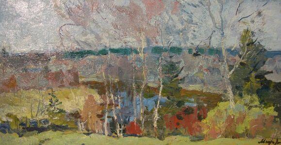 Leonid Yakovlevich Mironov, 'Spring', 1971