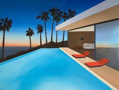 Daniel Raynott, 'California Night', 2021