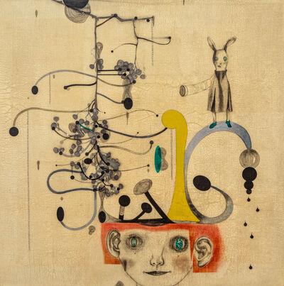 Kaoru Mansour, 'Let me think, Let me think', 2021