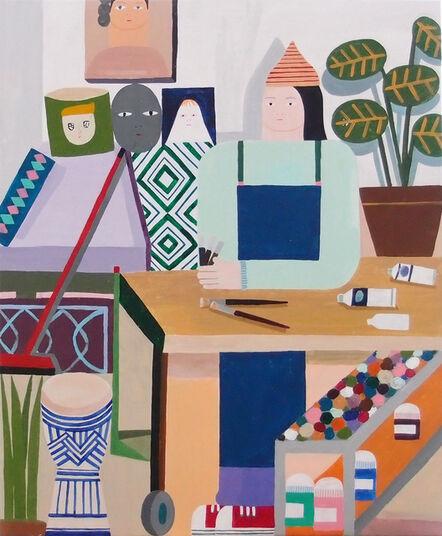 MIju Lee (이미주), 'Interior 2', 2015
