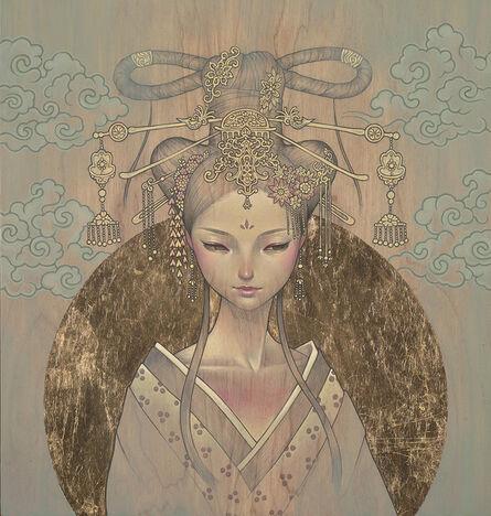 Audrey Kawasaki, 'Suyin', 2017
