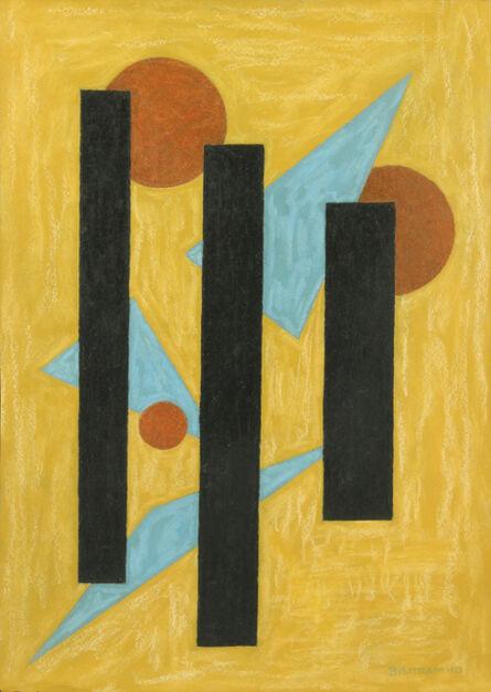 Emil Bisttram, 'Untitled', 1940