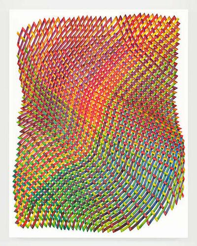 Dana Piazza, 'Woven Lines #61', 2020