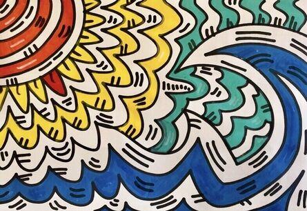 Mendel, 'Waves', 2021