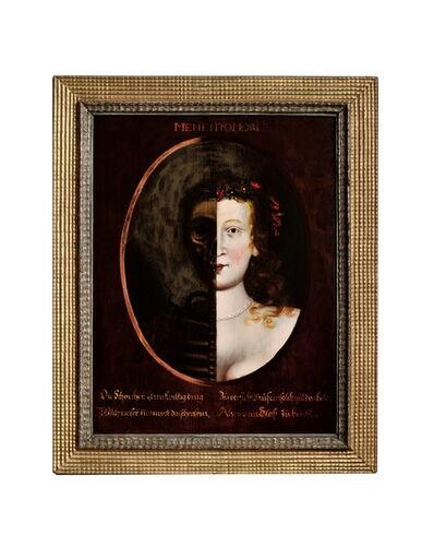 Daniel Preisler, 'Memento Mori Painting', Nuremberg-ca 1650