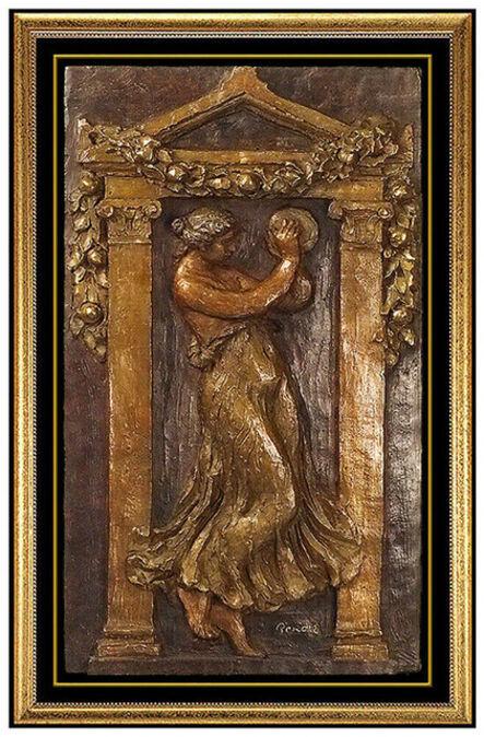 Pierre-Auguste Renoir, 'Woman With Tambourine III', 20th Century