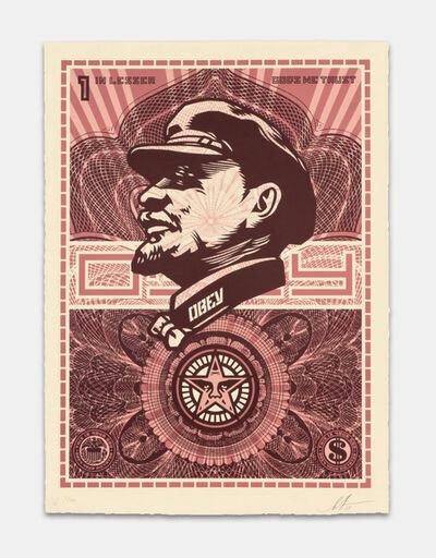 Shepard Fairey, 'Lesser Gods Lenin Large Format', 2019