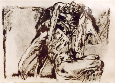 Luis Caballero, 'Sin título', N/A