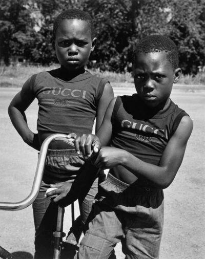 Earlie Hudnall, Jr., 'Gucci Brothers', 1990