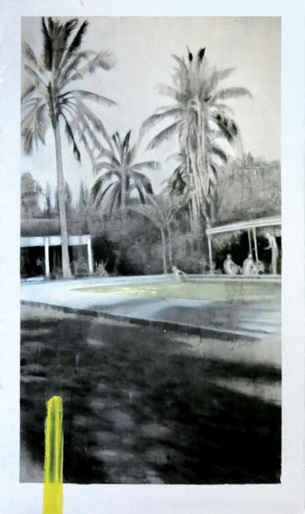 Katrin Assmann, 'Palm Trees with Pool', 2017