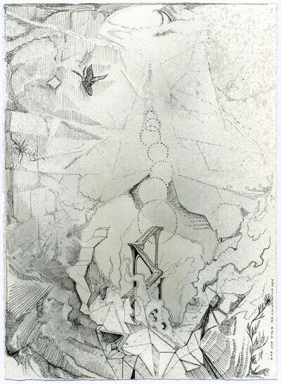 Max Razdow, 'Ascendances of Moth and Man', 2013