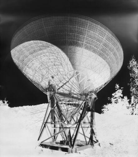 Vera Lutter, 'Radio Telescope, Effelsberg, XVII: September 16 2013', 2013