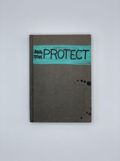 Stik, ''Protect' (Twelve Preparatory Studies)', 2014
