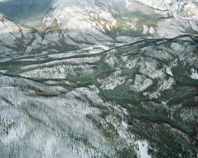 Eamon Mac Mahon, 'Burnt Valley, Alberta', 2011