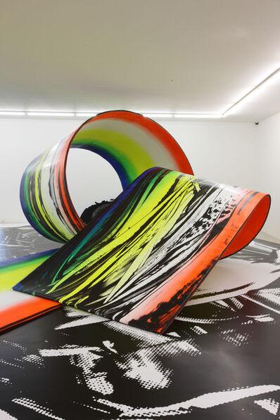 Judy Millar, 'Rainbow Loop', 2012
