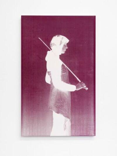 R. H. Quaytman, 'Cherche Holopherne, Chapter 21 (Julia Scher)', 2011