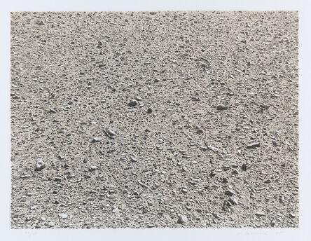 Vija Celmins, 'Untitled (Desert), from the portfolio Untitled', 1975