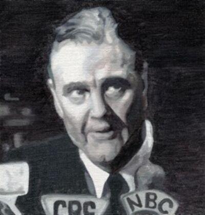 Miguel Aguirre, 'Franklin D. Roosevelt', 2014