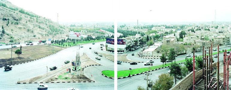 Walter Niedermayr, 'Shiraz, Iran 54/2006', 2010