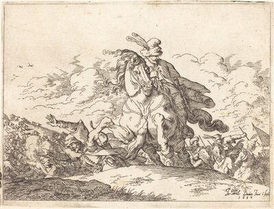 Johann Wilhelm Baur, 'Capricci di varie battaglie', 1635