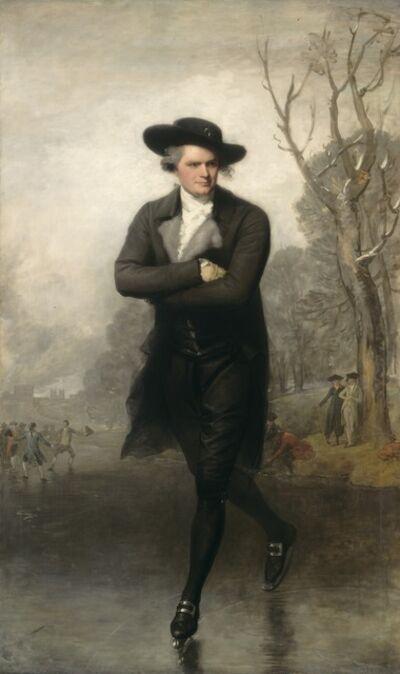 Gilbert Stuart, 'The Skater (Portrait of William Grant)', 1782
