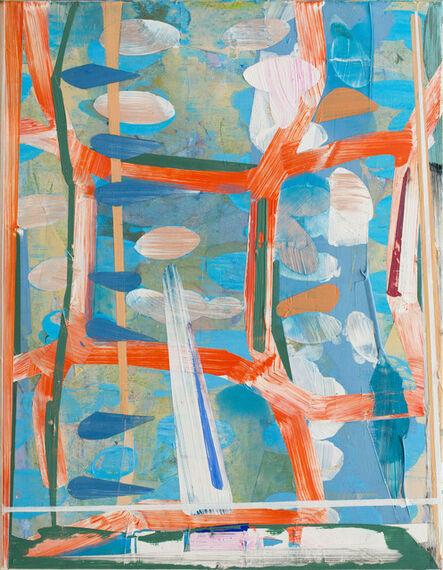 Johannes Ulrich Kubiak, 'barrier', 2020