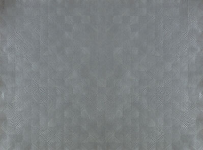 Martin Kline, 'Silver Grid (961221-A)', 1996