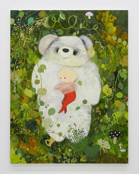 Tomoko Nagai, ' Little Bear's Bed', 2018