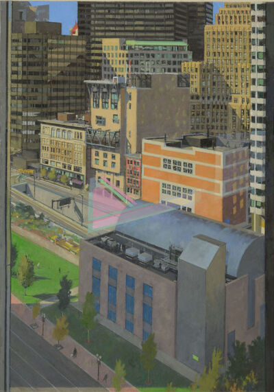 Richard Raiselis, 'The Landmark and Other Landmarks', 2013