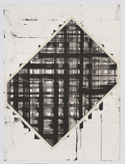 Ed Moses, 'Cubist Drawing #11', 1977-1978