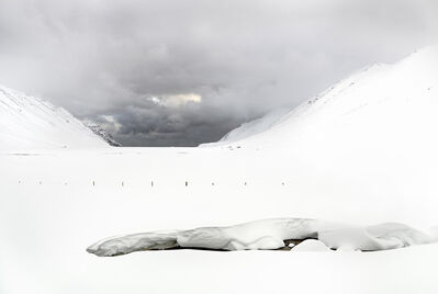 Neil Folberg, 'White Winds #22', 2019
