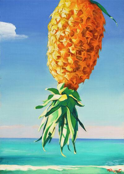 Vladimir Dubossarsky, 'Pineapple', 2017