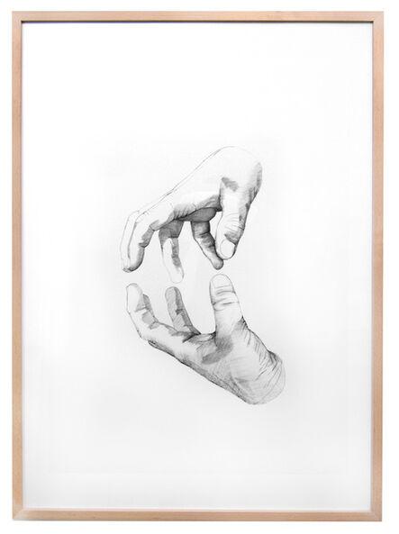Simon Pfeffel, 'begreifen', 2017