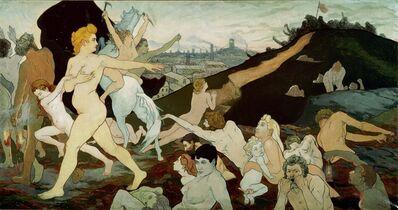 Charles Maurin, 'The Dawn of Labor (L'aurore du travail)', 1891