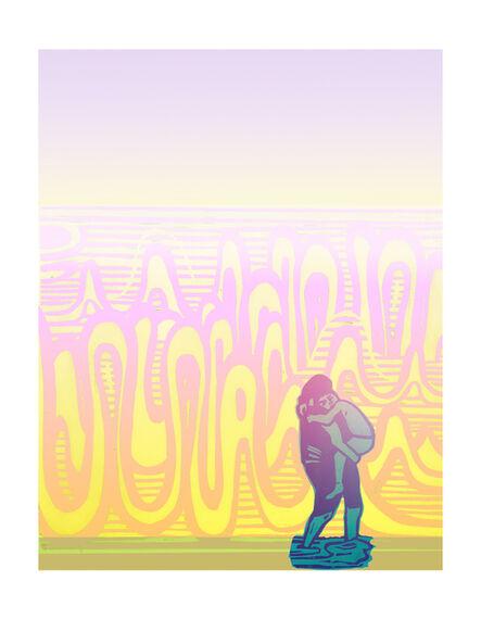 Libby Hague, 'ARCTIC HEATWAVE, Arctic Grace', 2020