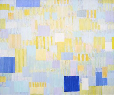 Samia Halaby, 'Light on Light ', 2015