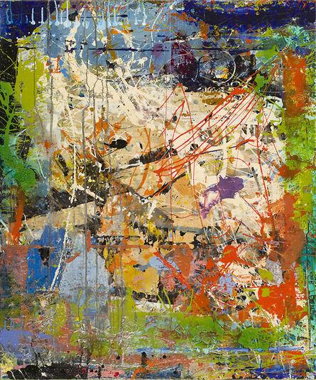 Bernd Haussmann, 'Lost Paintings #2393', 2014