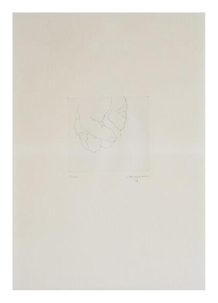 Eduardo Chillida, 'Esku VI', 1973