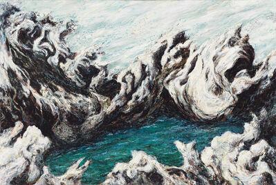 Joyce Polance, 'Monster    (Original oil on canvas) ', 2018