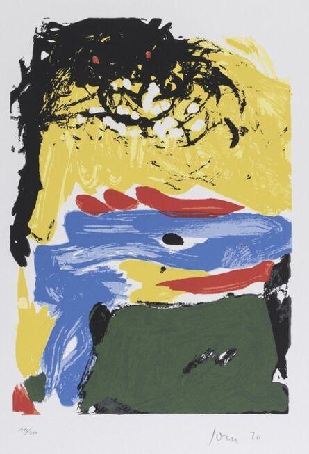 Asger Jorn, 'Untitled ', 1970